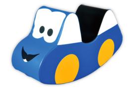 Softplay HobbelAuto Blauw