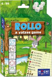 Rollo ( een Yahtzee spel)