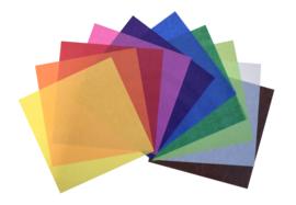 Vliegerpapier Groot