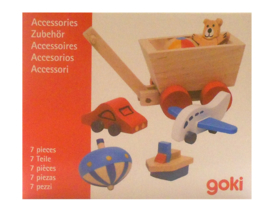 Poppenhuis Accessoires Speelgoed
