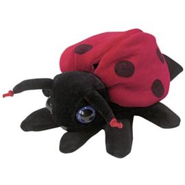 Handschoenpop Lieveheersbeest
