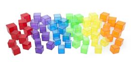 Regenboog Blokken