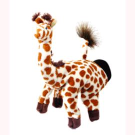 Handschoenpop Giraffe