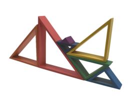 Regenboog Architect Driehoeken