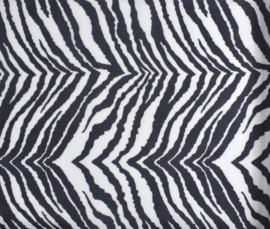 Rol Vilt met ZebraPrint