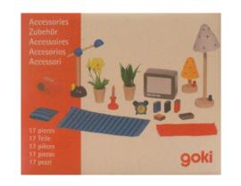 Poppenhuis Accessores Inrichting