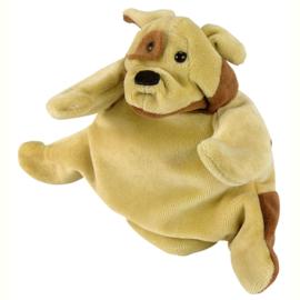 Handschoenpop Hond