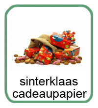 Sinterklaas CadeauPapier