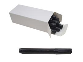 Dikke Viltstift Zwart