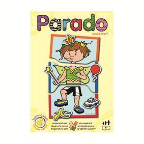 Parado - Zonnespel 4+