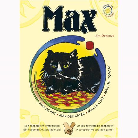 Max de Kat - Zonnespel 3+