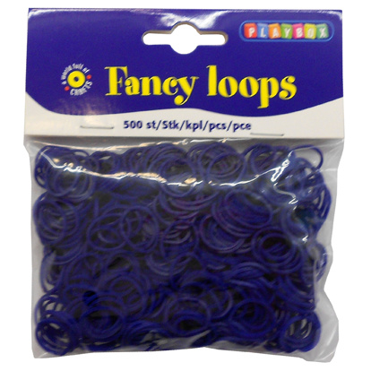 Loops 500 DonkerBlauw