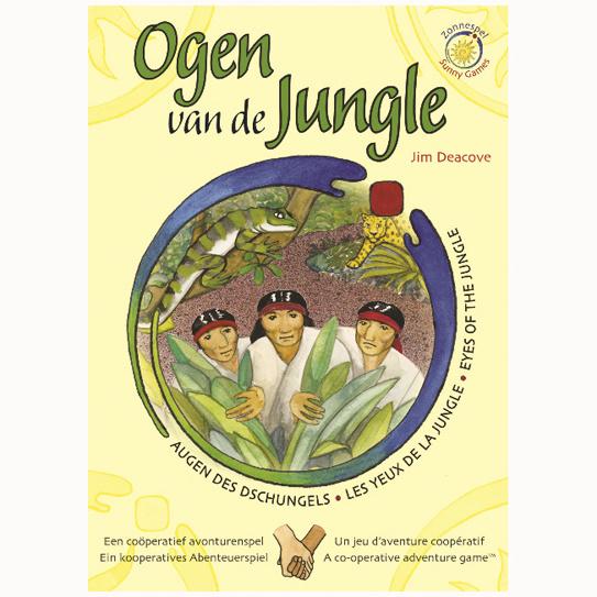 Ogen van de Jungle - Zonnespel 8+