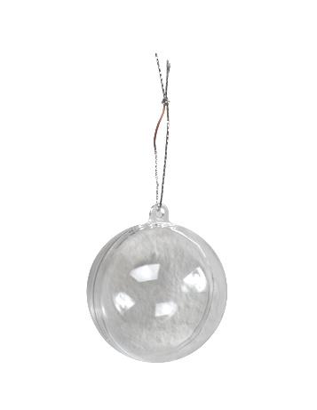 Transparante Bal om te Vullen