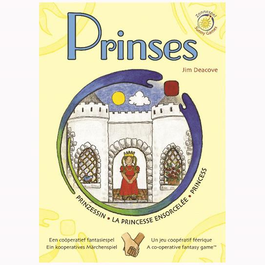 Prinses - Zonnespel 3+