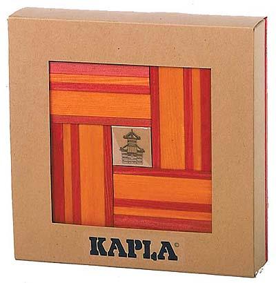 Kapla Kleurenmix - Oranje en Rood