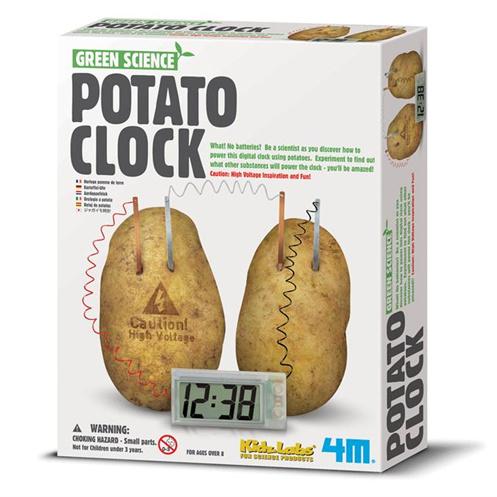 Green Science - AardappelKlok