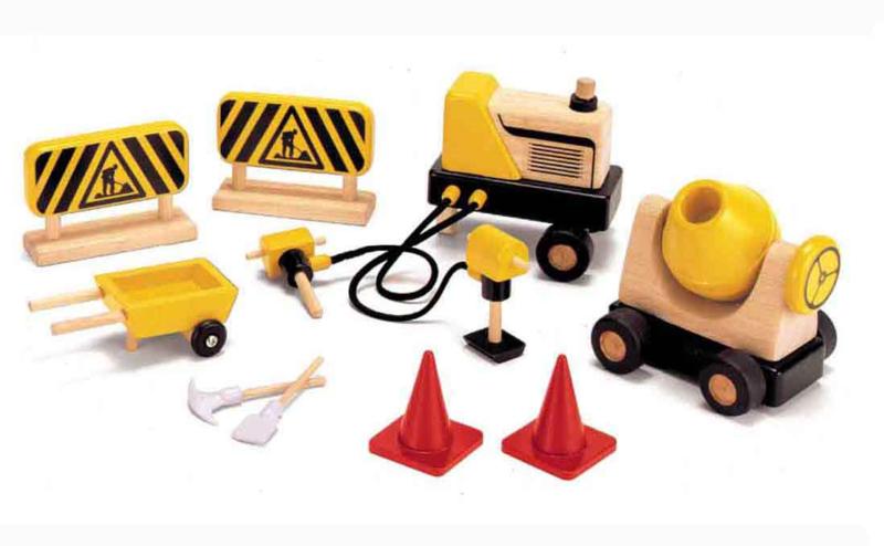 Wegenbouw Accessoires