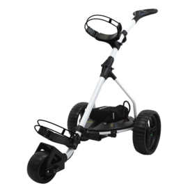 Dunlop Electric Trolley (White Frame)