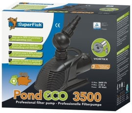 PUMP Pond Eco 3500 / 45 Watt
