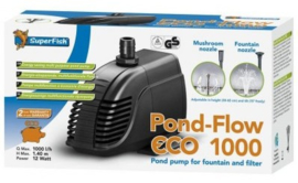 POMP, Pond-Flow eco 1000ltr.