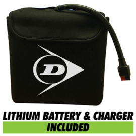 Dunlop 18 Hole Lithium Battery and Charger