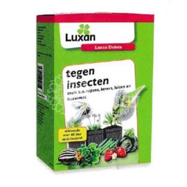 Luxan Delete, 20ml, voldoende voor 20-40 liter spuitvloeistof.