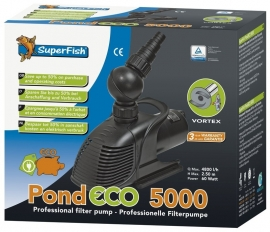 PUMP  Pond Eco 5000 / 60 Watt