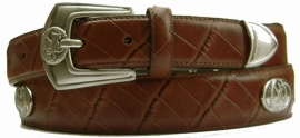 X-P3026 Brown, Italian quality leather. PING