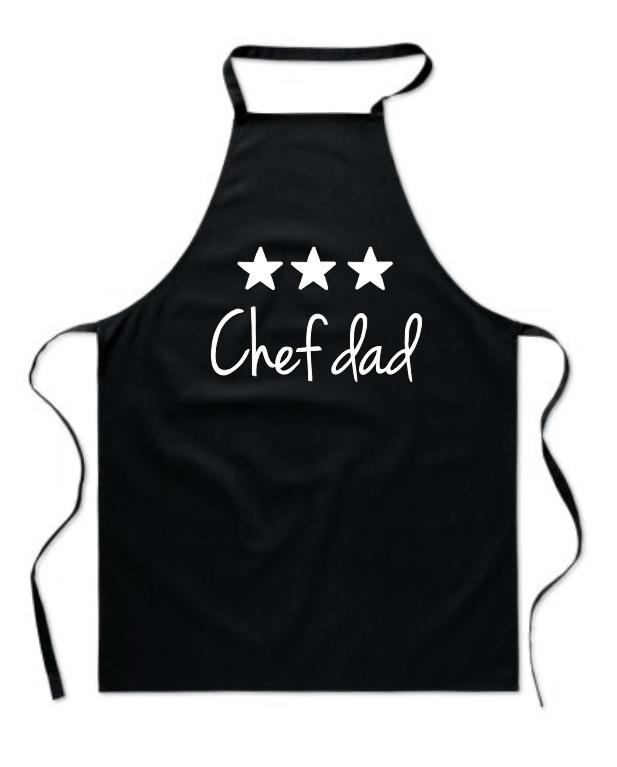 Chef dad