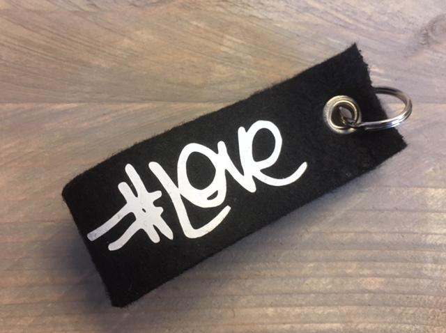 viltensleutelhanger #love