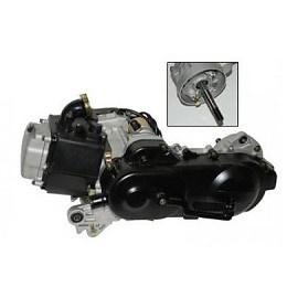Motorblok compleet 10 inch of 12 inch