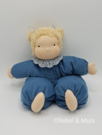 Waldorf style soft childfriendly doll
