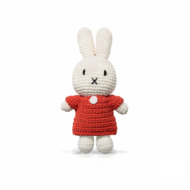 Miffy and her red dress