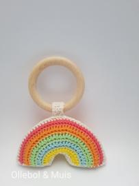 Rammelaar / bijtring regenboogje