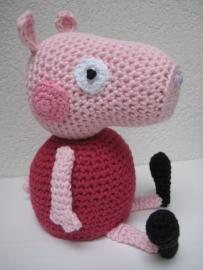 Gehaakte Peppa Pig