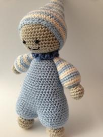 Crochet cuddling toy