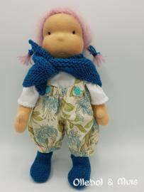 Rosa Waldorf doll 33 cm