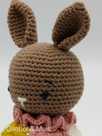Tuimelbal / tuimelaar konijn