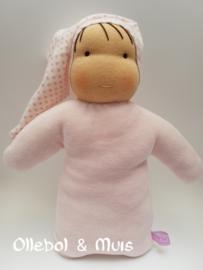 Cuddle doll pink