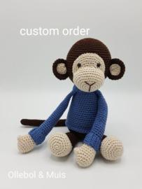 Custom order Annemiek