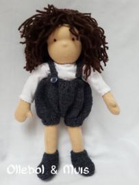 Mats, little waldorf style doll