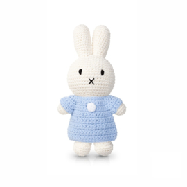 Miffy and her soft blue dress