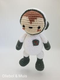 Cleo de astronaut