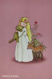 Belle Hugs Boo (card)