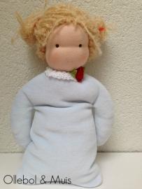 Cuddling doll