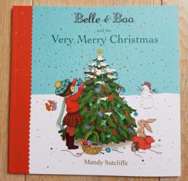 Belle & Boo en The Very Merry Christmas voorleesboekje