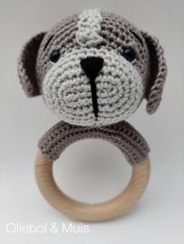 Rammelaar / bijtring puppy