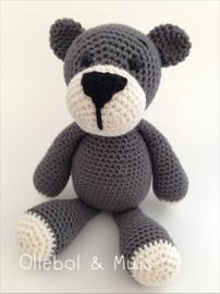 Crochet little bear