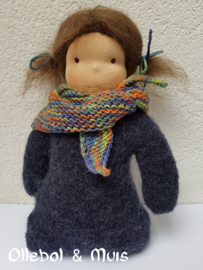 Cuddle doll mohair
